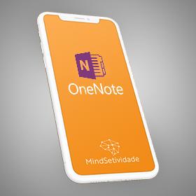 Guia de OneNote com MindSetividade