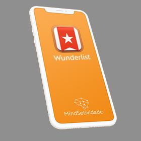 Guia de Wunderlist com MindSetividade